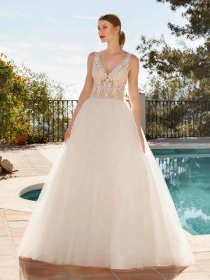 Jarice Tiara svatební šaty č 3 A