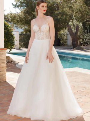 Jarice Tripoli svatební šaty č.35 A