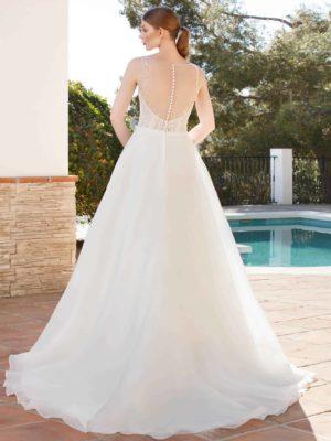 Jarice Tripoli svatební šaty č.35 B