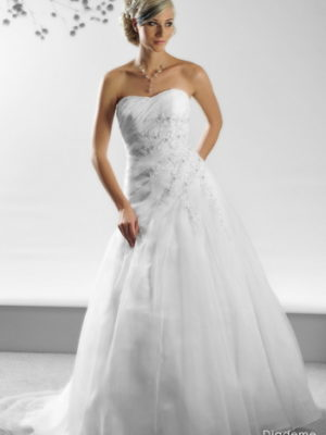 svatební saty sposa toscana diademe 28, vel42-44