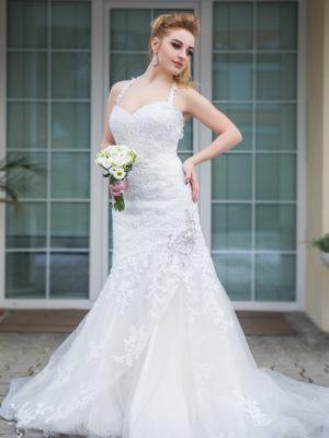 svatební šaty Jasmine c71